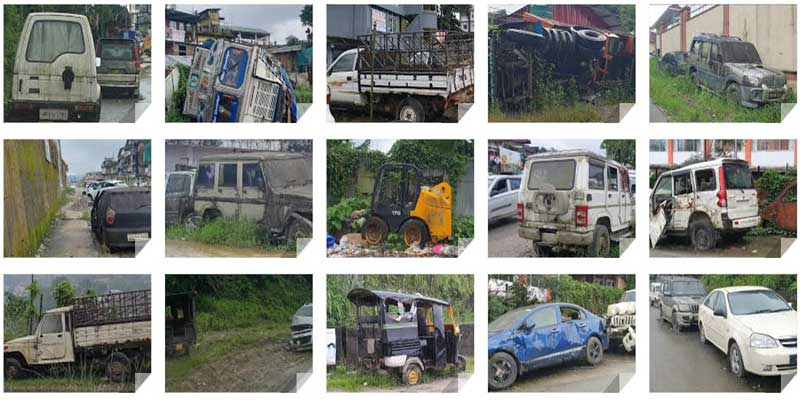 Itanagar: Remove vehicles lying on road side or face legal action- DC Capital
