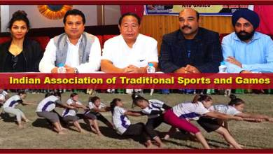 IATSG formed to promote traditional sports and games