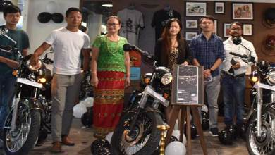Arunachal: Jawa Motorcycle dealer inaugurated at Lekhi
