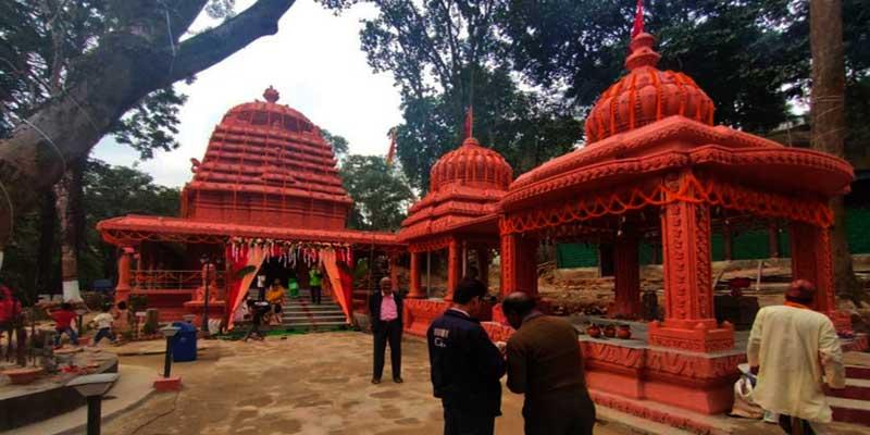 Arunachal Pradesh: Malinithan Temple reopen for visitors