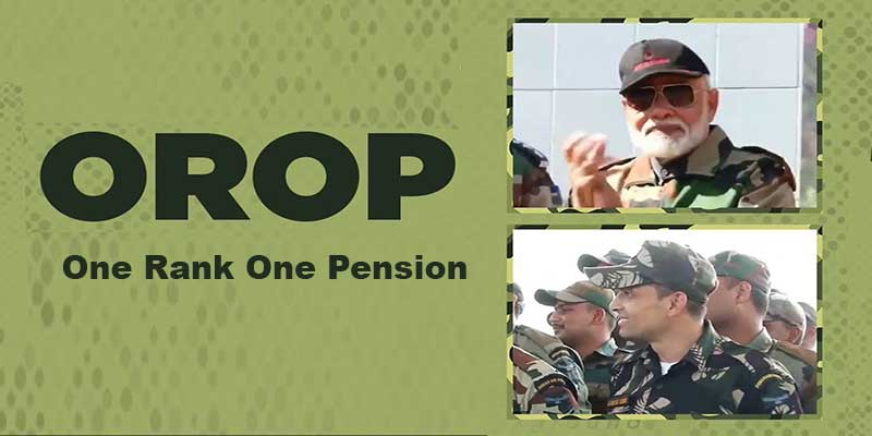 Govt disbursed over Rs 42,700 cr to 20.6 lakh ex-servicemen under OROP in 5 years