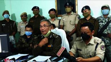 Itanagar: Techi Meena Lishi death case, 5 arrested including Techi's husband Lishi Roni