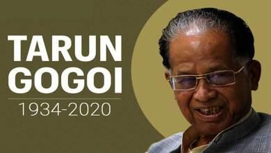 Assam: Former Assam CM Tarun Gogoi passes away