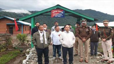Arunachal: Vijaynagar gets a new police station