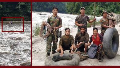 Arunachal: Army rescues two women from drowning in Siyom River