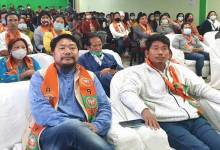 Itanagar: former Councilors, Deputy Chief Councilor join BJP