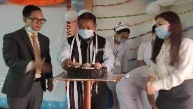 Itanagar: Felix inaugurates Home Medical Service unit at Hema Hospital
