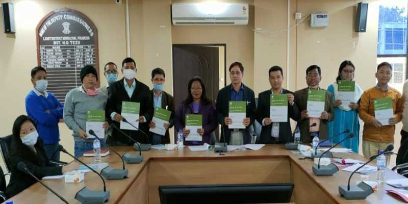 Arunachal:NABARD Launches PLP 2021-22 for Lohit District