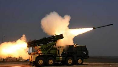 Enhanced version of PINAKA Rocket System successfully Flight Tested