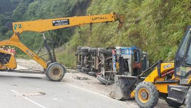 Itanagar-  One person has been killed in an road accident on Hollongi-Itanagar  National Highway- 415 this morning. A official informed.