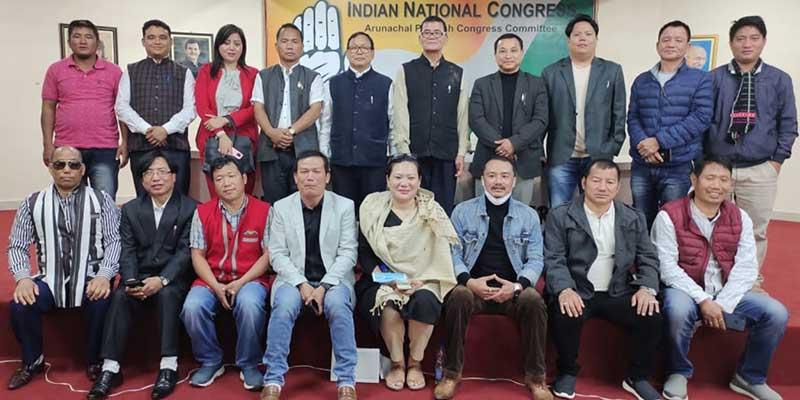 ITANAGAR:APCC celebrates 136 INC foundation day