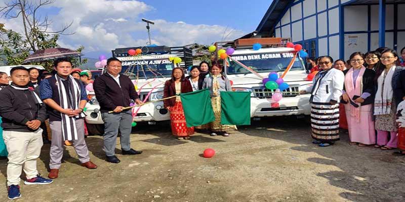 Arunachal: Aajeevika Grameen Express flagged off