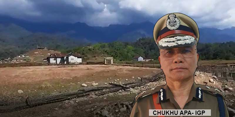 Arunachal: Unwanted activities in Vijayanagar would not be tolerated- IGP