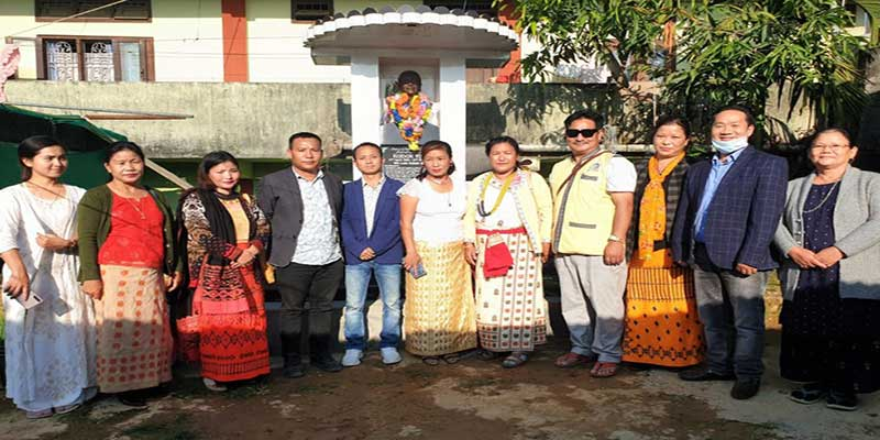 Itanagar: IMC Corporator remembers Late Kabak Yabi