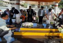 Itanagar: first death anniversary of Mepung Passang Cheda observed
