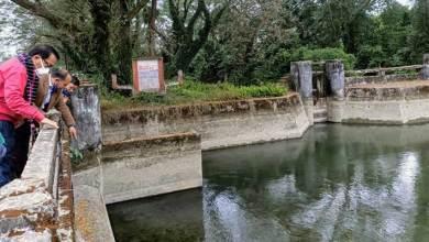 Arunachal: Chowna Mein inspects Mora Tenga Micro Irrigation Project at Chowkham
