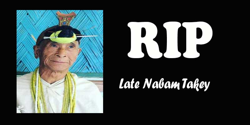 Arunachal:  Former CM Nabam Tuki's father passes away