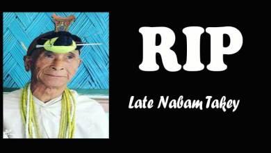 Arunachal: Former CM Nabam Tuki's father passes away