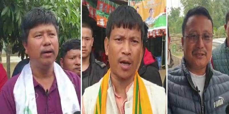 Arunachal: Triangular fight at 12th Banderdewa ZP Seat