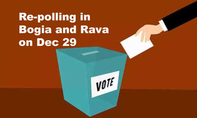 Arunachal: Re-polling in Bogia and Rava on Dec 29