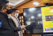 Itanagar: Pema Khandu launches APLA'S e-Calender 2021