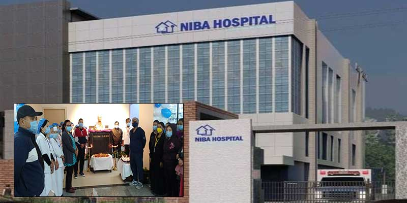 Arunachal: Niba Hospital celebrates 21st Foundation Day