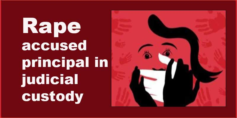 Arunachal: Rape accused principal of Green Hills School in 7-day judicial custody