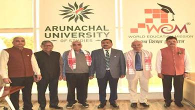 India's top Agriculture Scientist prof. B. Mohan Kumar joins AUS as its 4th vice chancellor