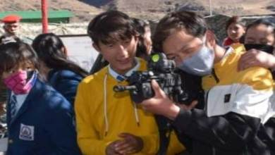 "Arunachal:"" Know Your Army "" Mela held in Mechuka"