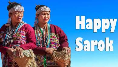 Arunachal: Guv, CM extend Sarok Festival greetings