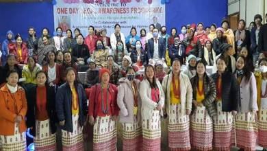 Arunachal: legal awareness programme held at Mengio