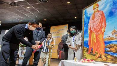 Arunachal: 158th birth anniversary of Swami Vivekananda celebrated