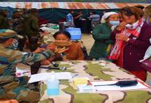 Arunachal: Indian Army conducts Medical Camp in Anjaw