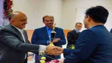 Itanagar- Arunachal Pradesh Rural Bank awarded with Best Performance Award for SHGs Credit Linkage