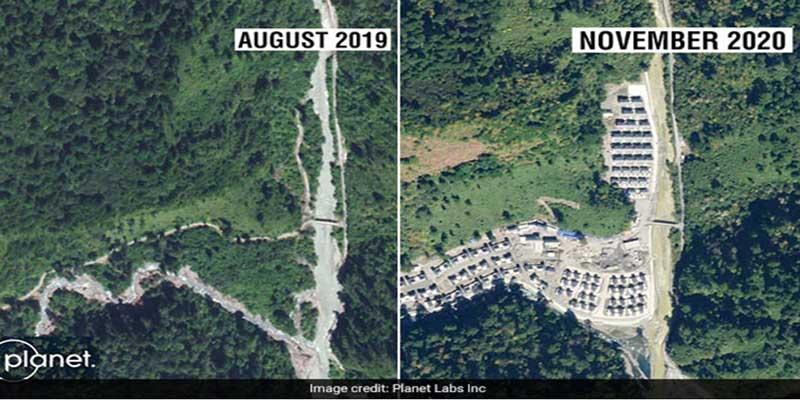 China Has Built Village In Arunachal, Shiv Sena raises concerns