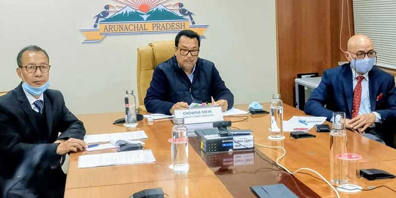 Rubber Cultivation can replace jhum practices in Arunachal Pradesh- Chowna Mein