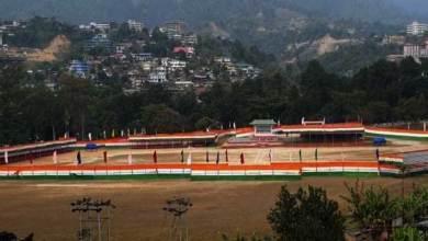 Itanagar: IG Park ready for Republic Day celebration