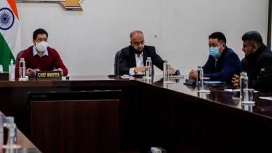 Arunachal: CM reviews work progress of district hospitals