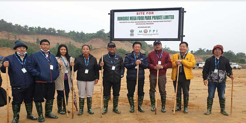 Arunachal: The upcoming Mega Food Park would be game changer for farming community-Tage Taki