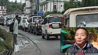 Itanagar: Obey Laws and rules to reduce traffic and garbage in city roads- Talo Potom