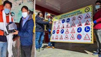 Arunachal: Tawang MLA inaugurates Road Safety awareness programme
