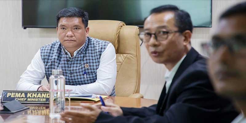 Arunachal: APSSB is the biggest reform towards transparency and meritocracy- Pema Khandu
