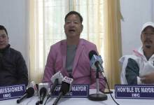 Itanagar: IMC will give top priority to sanitation and cleanliness- Mayor