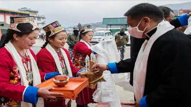 Arunachal: Pema Khandu attends MIPA's foundation day celebration