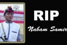 Itanagar-Nabam Welfare Society condoles demise of Nabam Samir