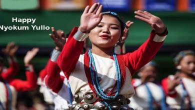 Arunachal: Guv, CM extend Nyokum Yullo Greetings