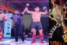 Arunachal Youth Tashi Wangchu wins 4th MMA India National Championship 2021