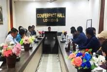 Arunachal: DCC meeting Held at Longding