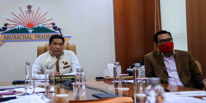 National curriculum should have chapters on history and culture of North East India- Pema Khandu