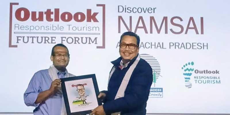 Arunachal-Our future lies in tourism- Chowna Mein